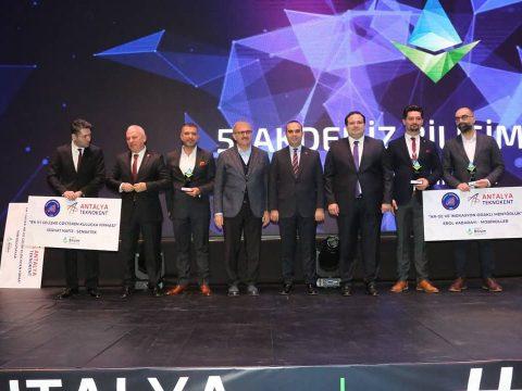 Bilişimin Kalbi Antalya'da Attı !