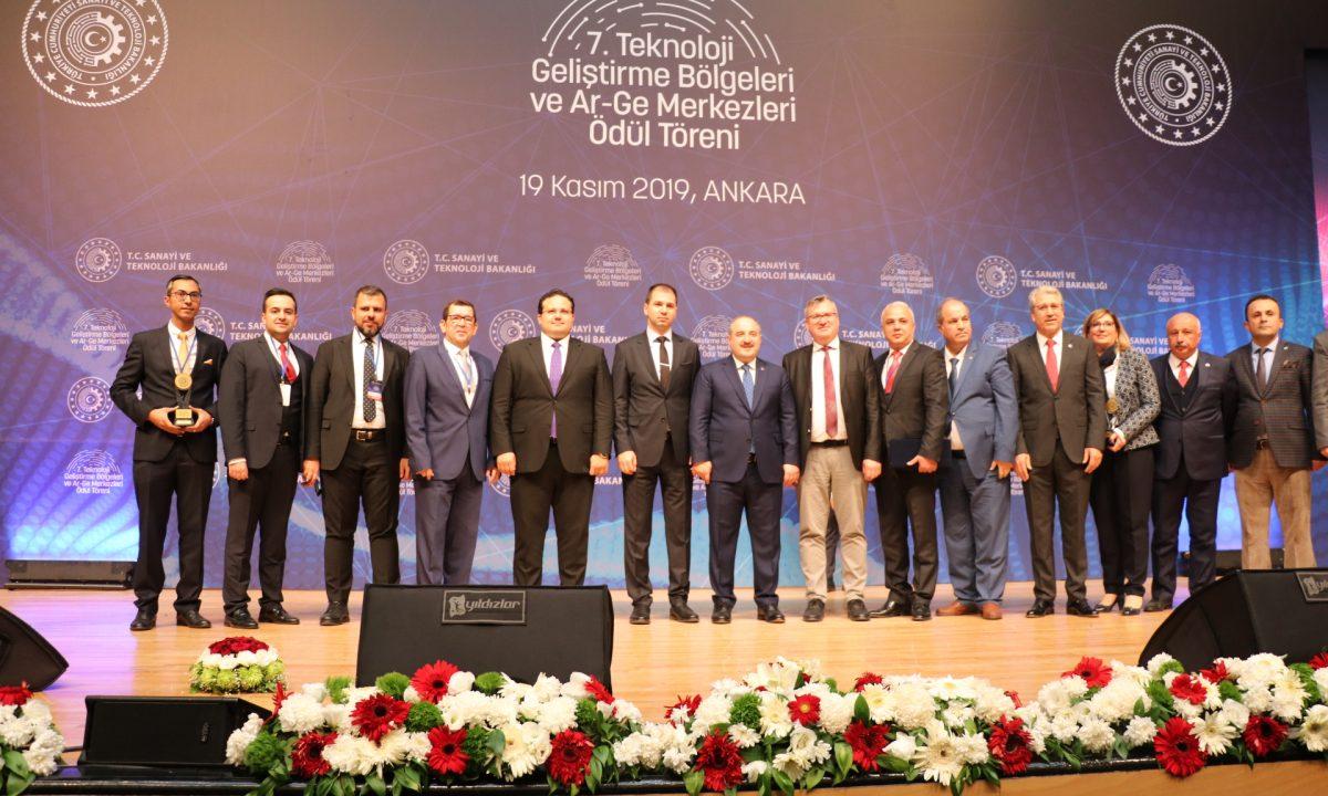 Antalya Teknokent Yine Zirvede