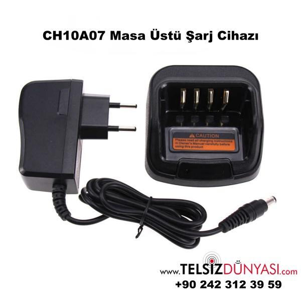 CH10A07 Masa Üstü Şarj Cihazı