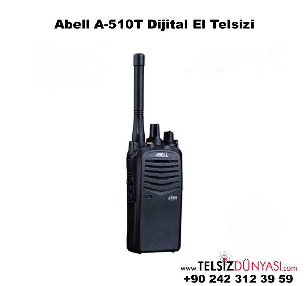 Abell A-510T Dijital El Telsizi