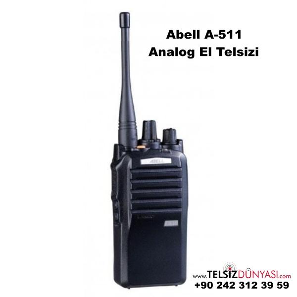 Abell A-511 Analog El Telsizi