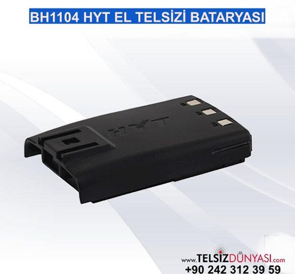 BH1104 HYT EL TELSİZİ BATARYASI