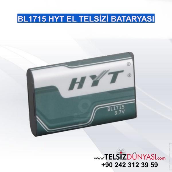 BL1715 HYT EL TELSİZİ BATARYASI