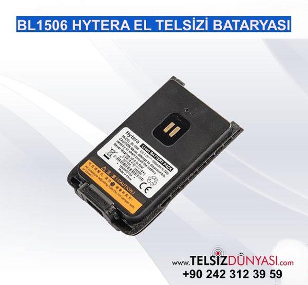 BL1506 HYTERA EL TELSİZİ BATARYASI