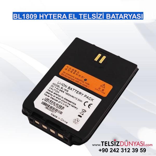 BL1809 HYTERA EL TELSİZİ BATARYASI