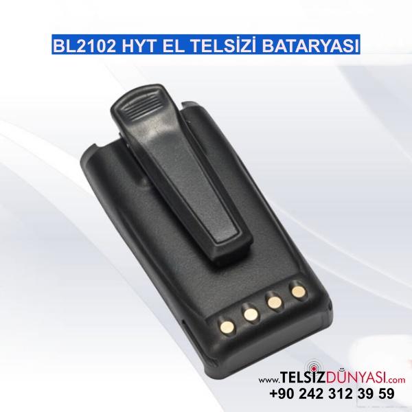 BL2102 HYT EL TELSİZİ BATARYASI