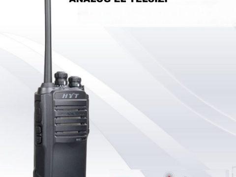 HYT TC446S PMR ANALOG EL TELSİZİ
