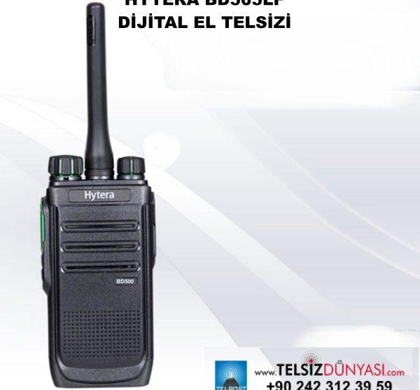 HYTERA BD505LF DİJİTAL EL TELSİZİ