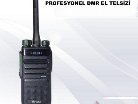 HYTERA BD555 PROFESYONEL DMR EL TELSİZİ
