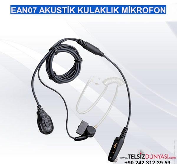 EAN07 AKUSTİK KULAKLIK MİKROFON