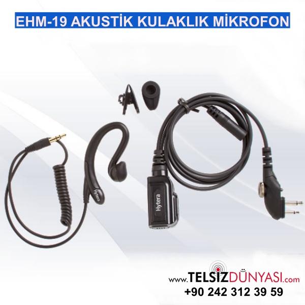 EHM-19 AKUSTİK KULAKLIK MİKROFON