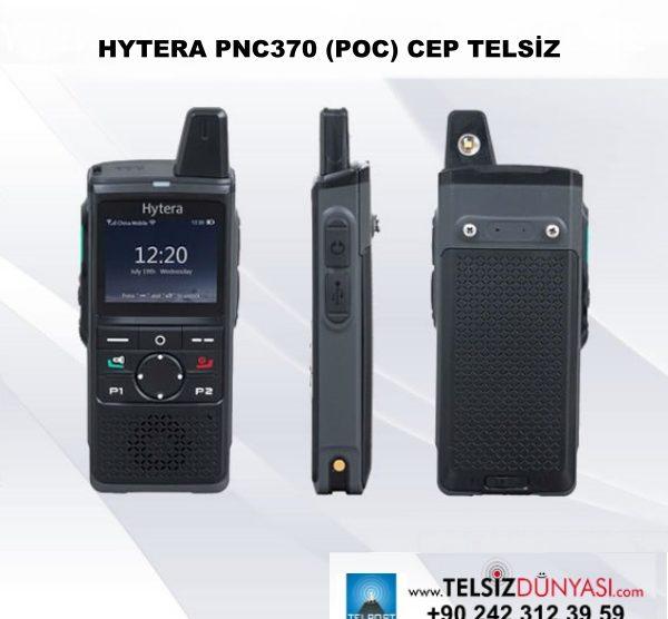 HYTERA PNC370 (POC) CEP TELSİZ