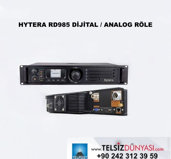HYTERA RD985 DİJİTAL / ANALOG RÖLE