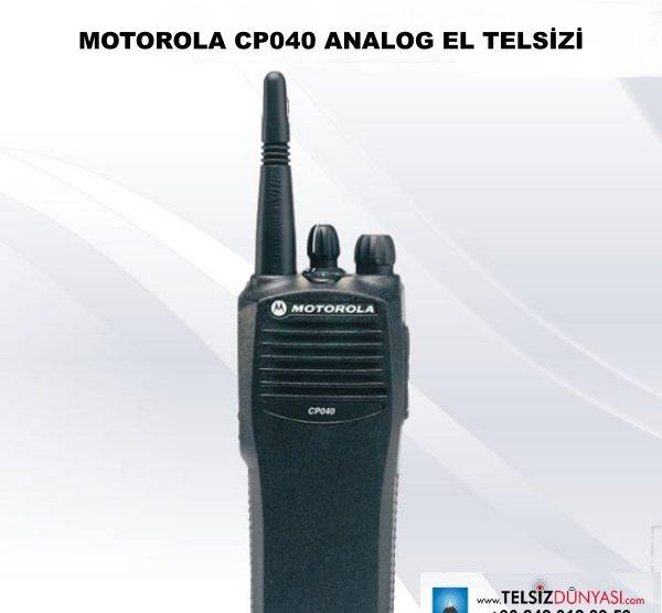 MOTOROLA CP040 EL TELSİZİ