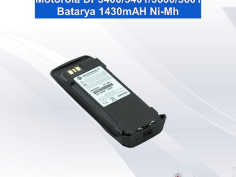 Motorola DP3400/3401/3600/3601 Batarya
