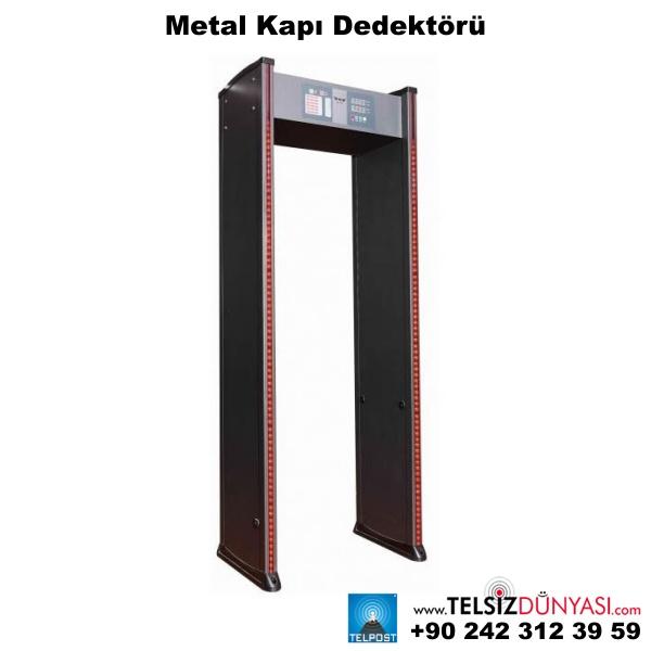 Metal Kapı Dedektörü