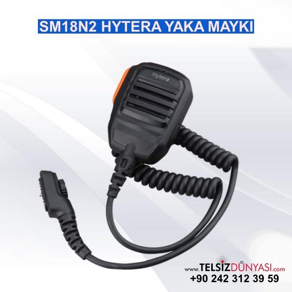 SM18N2 HYTERA YAKA MAYKI