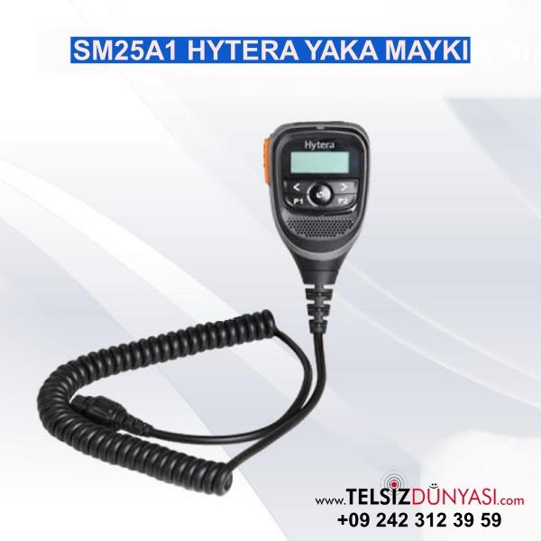 SM25A1 HYTERA YAKA MAYKI