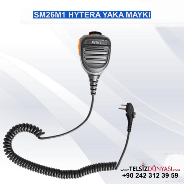SM26M1 HYTERA YAKA MAYKI
