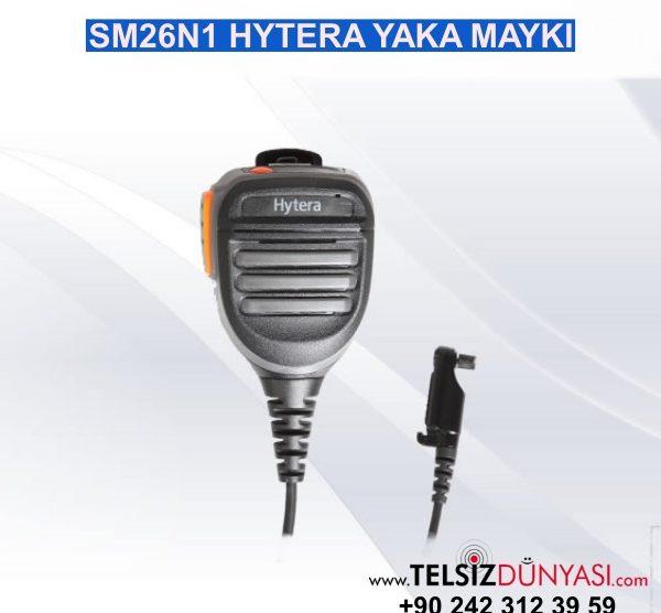 SM26N1 HYTERA YAKA MAYKI
